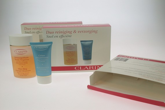 Clarins Duo